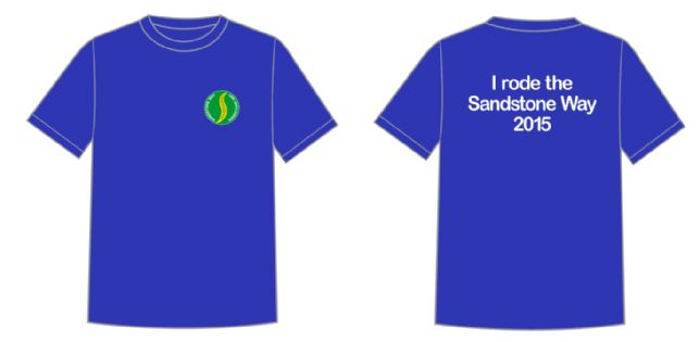 Sandstone Way T-Shirts